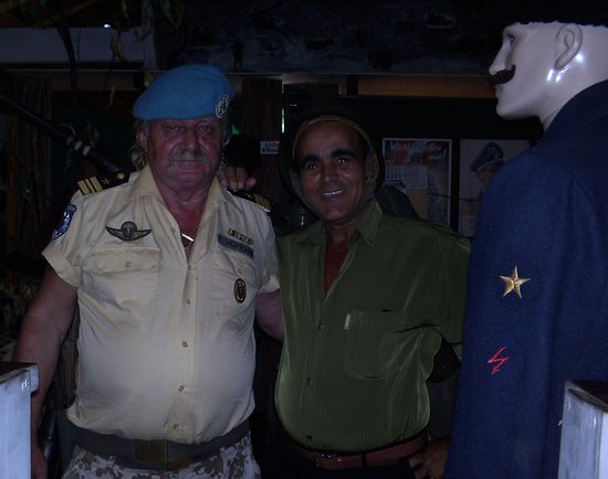 Museum of the Great Wars : Com o dono