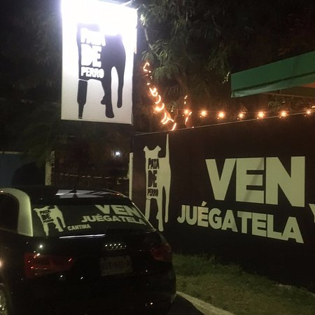 Photo of Mexican Restaurant Pata de Perro Cantina at Avenida Ignacio Zaragoza 19, Chetumal 77098, Mexico