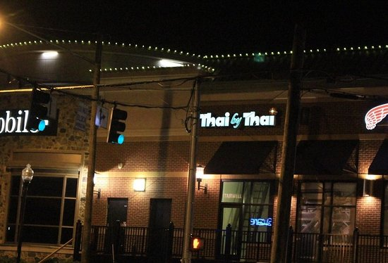 Thai by Thai: Thai cuisine