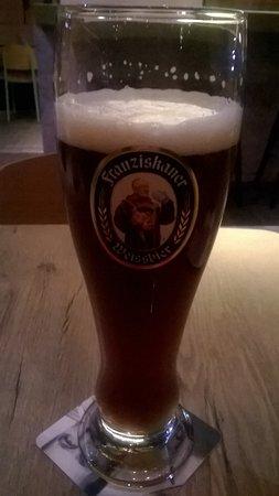 Ibis Berlin City Potsdamer Platz: german wheat beer