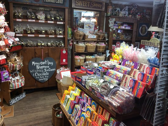 Morehead City, Carolina del Norte: Homemade and old fashion candy
