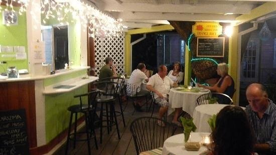 Holetown, Barbados: Tables for two or larger we can seat your group!