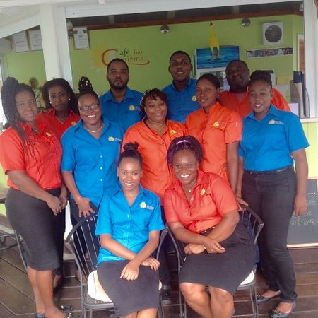Holetown, Barbados: Meet the team
