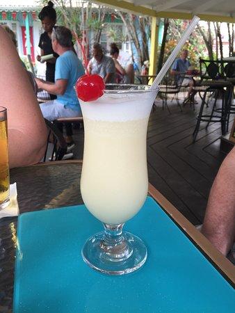 Holetown, Barbados: Pina Colada anyone?