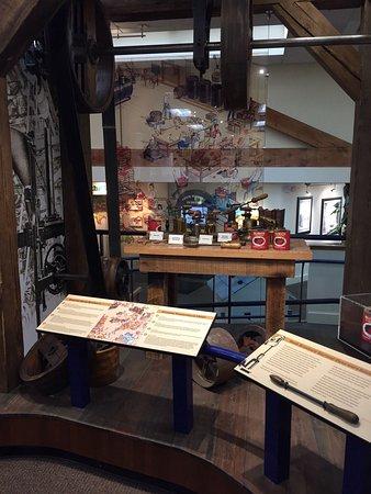 Bush's Beans Visitor Center: Some photos taken on visit in Nov. 2016