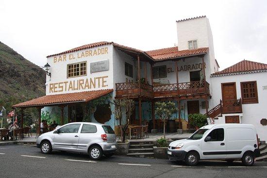El Labrador Fataga Calle Nestor Alamo 23 Fataga Restaurant