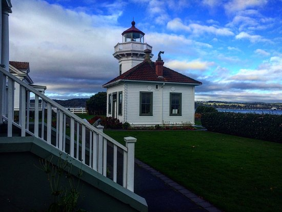 Mukilteo, WA: Mulkilteo Lighthouse