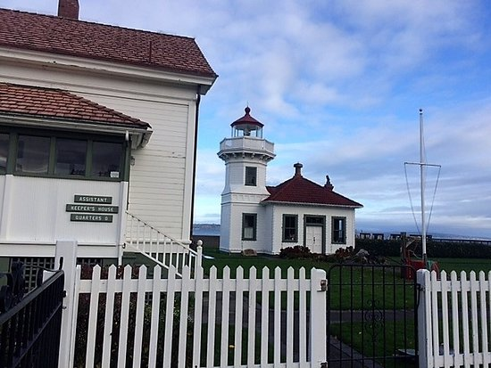 ‪‪Mukilteo‬, واشنطن: Mulkilteo Lighthouse Park‬