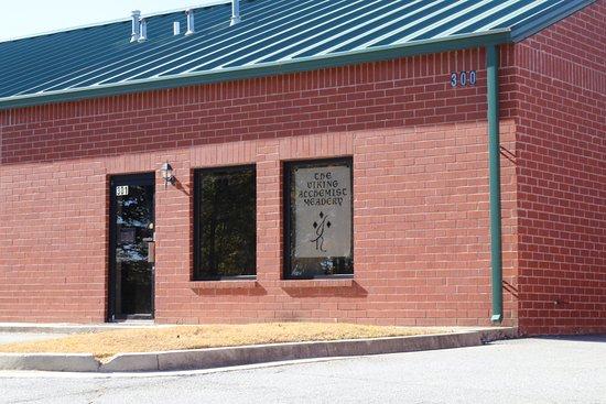 Marietta, GA: front door!