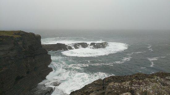 Kilkee, Irland: The ocean is so beautiful