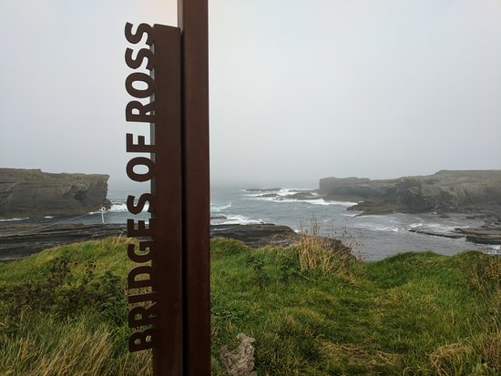 Kilkee, Irland: The Bridges of Ross...so worth seeing! :)