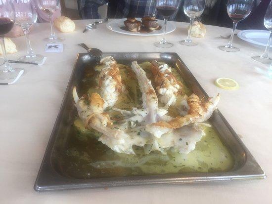 Morga, España: Restaurante Katxi
