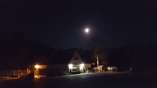 Millersville, MD: Super Moon over Capitol KOA!