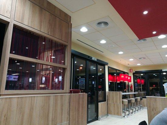 Abrera, Spanje: Burger King