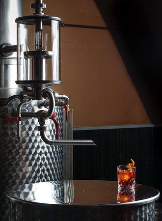 Nanaimo, Kanada: On-site cocktail lounge