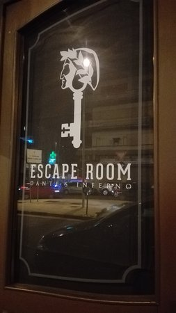 Escape Room Underground - Dante's Inferno