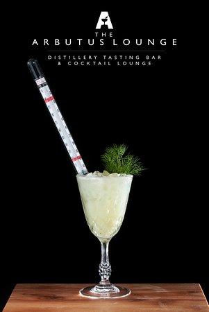 Nanaimo, Kanada: In-house Tasting Bar & Cocktail Lounge