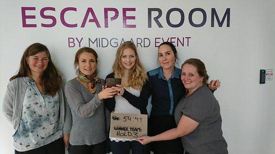escape room köpenhamn