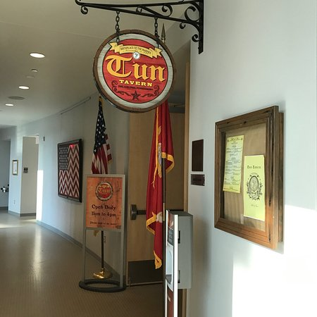 Tun Tavern - Nat'l Museum of the Marine Corps