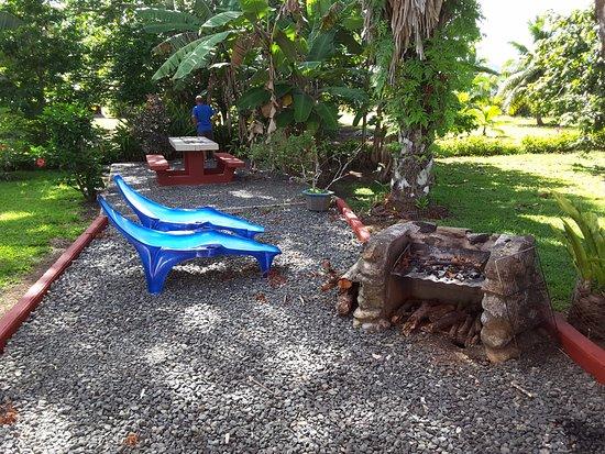 Villas Bougainville : Jardin