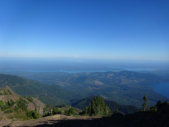 Hoodsport, WA: Top of Mt. Ellinor