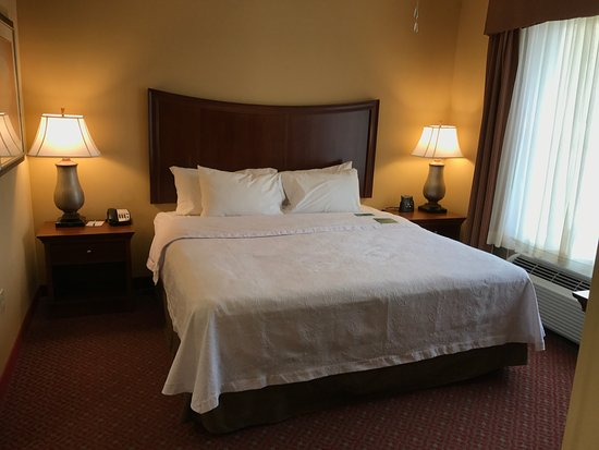 Homewood Suites Decatur-Forsyth: bedroom suite
