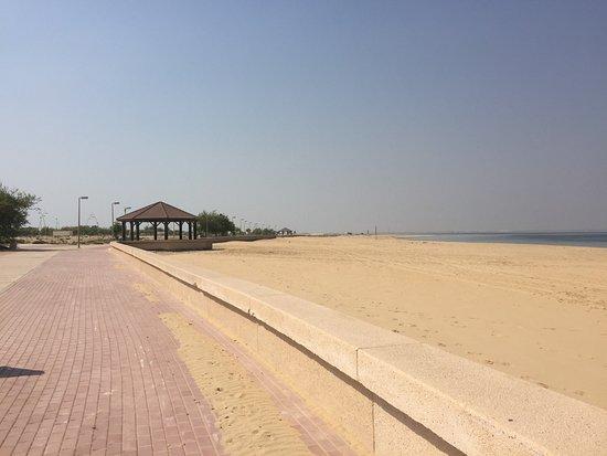 Al Jubail, Arabia Saudyjska: Al Fanateer Beach