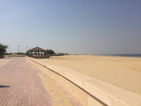 Al Jubail, Suudi Arabistan: Al Fanateer Beach