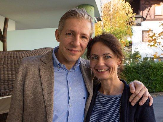 Rene Und Jasmin Bild Von Hotel Garni Residence Amelia