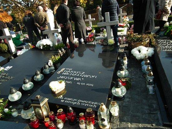 Kwatera Smoleńska - Picture of Cmentarz Wojskowy na