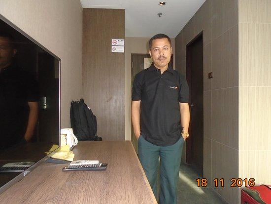 Bangkok City Hotel: cool