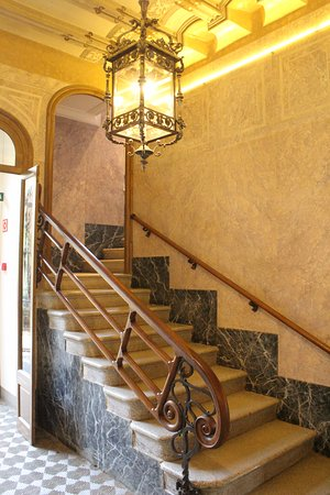 Casa Museo Gaudi.Foto De Casa Museu Gaudi Barcelona Casa Museo Gaudi Tripadvisor