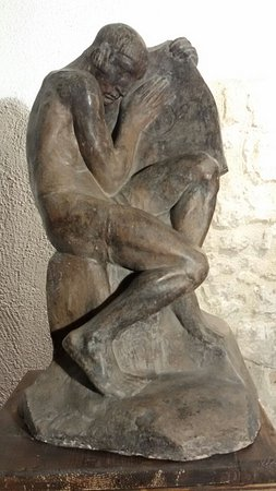 San Gemini, Italy: Sculture di Guido Calori in mostra nel Museo dell'Opera di Guido Calori