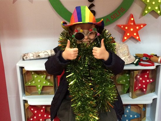 bents garden home the fantastic christmas photo booth