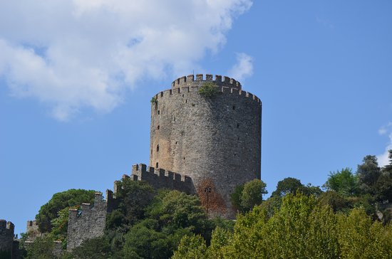 Yedikule (Castle of the Seven Towers): Torre