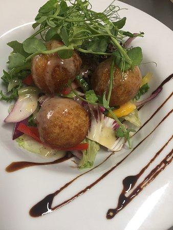 Lockerbie, UK: Some lovely food