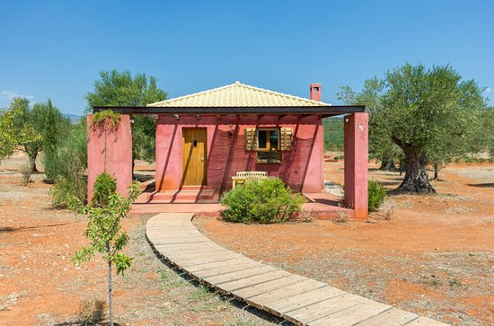 Eumelia Organic Agrotourism Farm & Guesthouse: The houses
