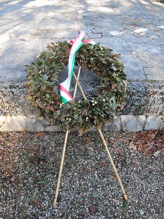 Villa Opicina, Italia: Lontana da tutto e da tutti.. quasi introvabile
