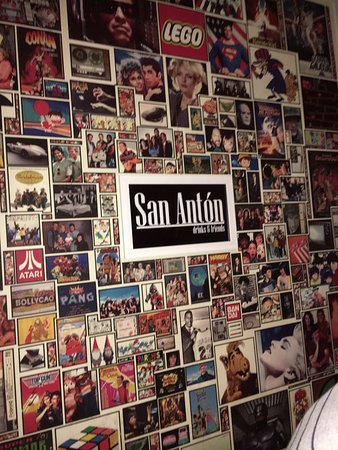San Anton - drinks & friends