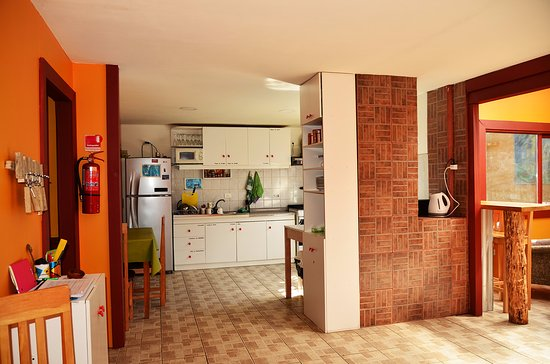 Hostel El Patagonico: Cocina