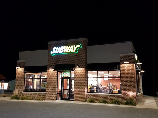 Manchester, IA: Subway