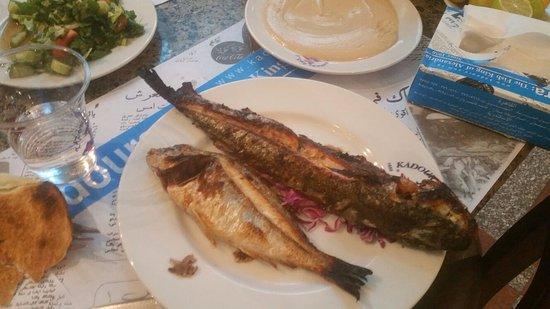 مطعم قدورة للاسماك: Kadoura Fish Restaurant