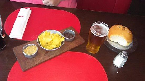 Runnie's : nachos