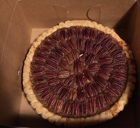 Douglasville, GA: Pecan pie