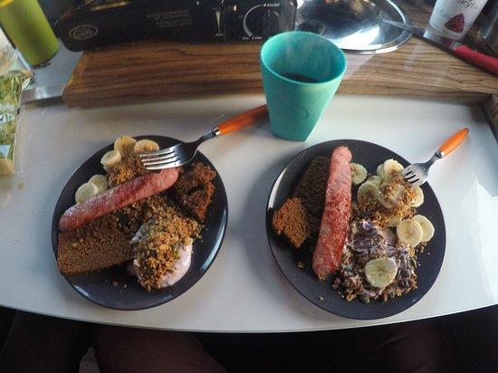 Kopavogur, İzlanda: We had fun cooking!