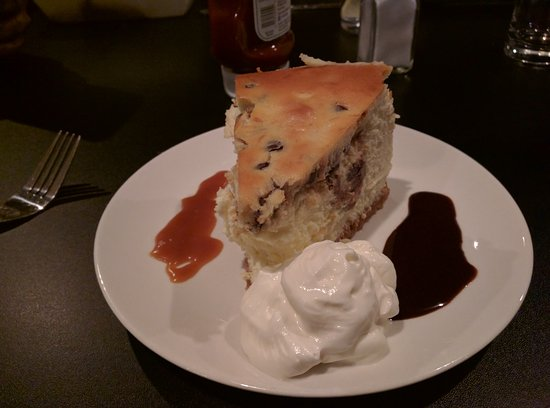 Quakertown, PA: Chocolate chip peanut butter cheesecake