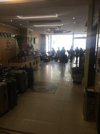Le Duy Hotel: Lidt fra morgen maden