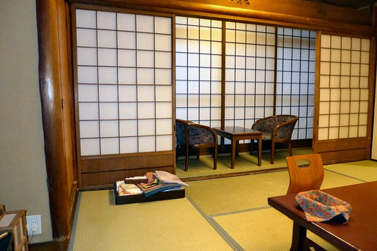 Ohanabo: Dining and sleeping area