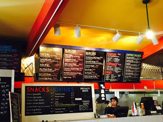 Johnny Angel's Heavenly Hamburgers: photo1.jpg