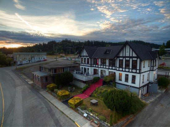 The Old Courthouse Inn ภาพถ่าย